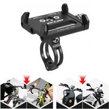 GUB Alu Universal Fahrrad Halter Handy Motorrad Halterung Bike Smartphone Mofa