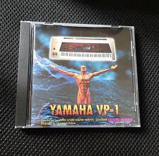 Music Store - Yamaha VP1 - AKAI - Sample CD (1995) - Sampling