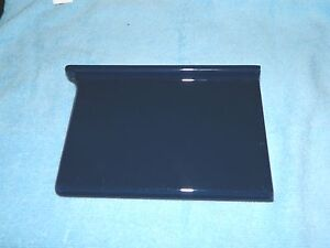 """Ceramic Daltile 6"""" x 4"""" Navy Left Outer Cove Semi Gloss Wall Floor Tile 1 Piece"""