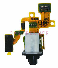 Auriculares con conector sensor flex n hembra EARPHONE jack audio Sony Xperia z1 Compact