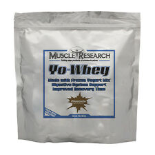 Yo Whey Chocolate by Muscle Research 21 Scoop Bag