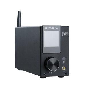SMSL AD18 Bluetooth 4.2 TAS5508C DSP Class D Digital Decoding Power Amplifier