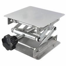 Laboratory Lifts Platform Stand Manual Control 100X100X150mm