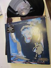 SIOUXSIE & THE BANSHEES Peepshow LP Geffen 1988 w/inr lyric PROMO peep show goth