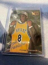1996 Kobe Bryant FLEER METAL Fresh Foundation #137 RC