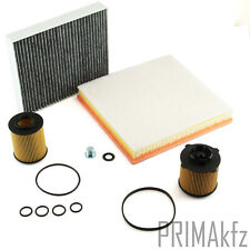 Marcas Conjunto de Filtros Kit para Inspección Opel Astra J Pj GTC 1.7 CDTI
