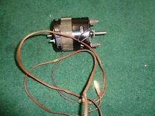 Hammond / Leslie speaker motor. double sided shaft