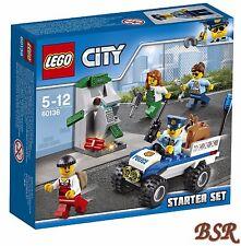 LEGO® City: 60136 Polizei-Starter-Set ! NEU & OVP !