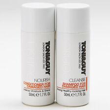 Toni & Guy Shampoo & Conditioner for Damaged Hair Moisture & Shine Travel Size