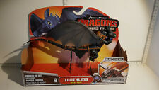 (Lot 564) Spin Master - Dragons Defenders of Berk - Toothless Night Fury