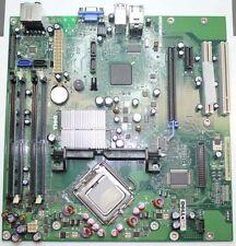 Mini-ATX Mainboard und CPU-Kombination