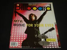 2005 DECEMBER 24 BILLBOARD MAGAZINE - GREEN DAY - FOLD OUT COVER- O 7664