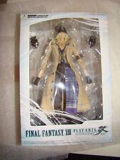 Figurine play arts kai final fantasy 13 FFXIII Snow Villiers