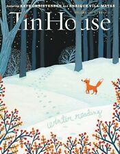 TIN HOUSE 78 Winter Reading 2018