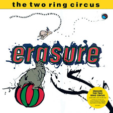 ERASURE THE TWO RING CIRCUS VINILE LP RECORD STORE DAY 2018 NUOVO