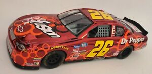 RARE CHROME 2003 1/24 RON HORNADAY #26 DR PEPPER RED FUSION PAINT #19 of 125