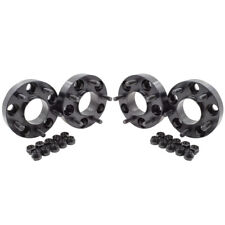 """Set of 4 Hub Centric Wheel Spacers (1.25"""" Thick) 5x4.5 