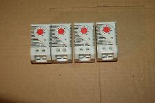 5 thermostats STEGO 250V Typ KTO 0 à 60°C