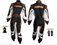 CRG Limitied Edition Style kart race CIK/FIA level 2 suit (free gifts)