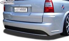 RDX Stoßstange OPEL Vectra B Caravan Kombi NewStyle Heck Schürze Hinten Spoiler