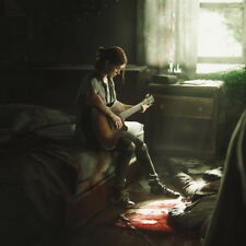 """039 The Last of Us 2 - Part II Ellie Zombie Survival Horror Game 14""""x14"""" Poster"""