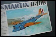 Williams Bros.1:72 Scale Martin B-10B Twin-Engine Bomber Model Kit