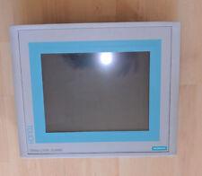 Siemens Simatic Panel TP270 Touch 10 CSTN 6AV6 545-0CC10-0AX0