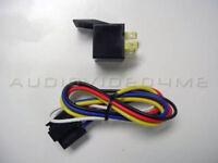 12v VOLT 5 Pin 30/40a AMP Automotive SPDT Relay+Interlocking Socket Wire Harness