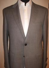 Suit 40 Regular Grey / Black NWT Designer Rick Pallack / Sale 70% + Off $1,195.