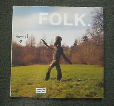 Howie B. Folk LP UK Import Polydor Vinyl Electronic Ambient Trip Hop Abstract