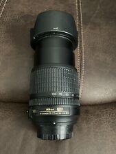 Nikon Nikkor 18-105mm F/3.5-5.6 G Aspherical ED IF DX AF-S VR AF Lens Nikon Hood