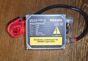 2 x Philips LVQ 212-L300 Xenon HID  Light Control Unit  Vorschaltgerät