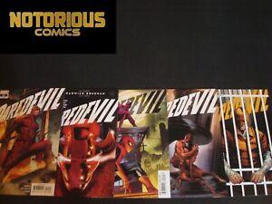 Daredevil 21 22 23 24 25 Complete Comic Lot Run Set 1st Elektra Marvel Zdarsky
