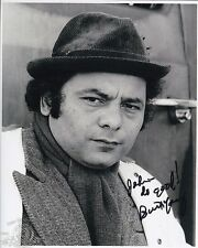 BURT YOUNG Autographed Signed ROCKY PAULIE Photograph - To John
