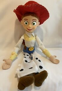 Collectible Jessie Doll by Applause Toy Story 2 Excellent Preowned Condition