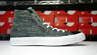 Converse Chuck Taylor All Star X Nike Flyknit High Top 157509C Mens Size 10