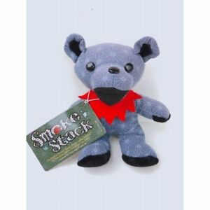 Grateful Dead BEAN BEAR Smoke Stack Doll Plush 7in Limited Mascot