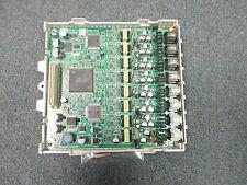 Panasonic KX-TAW848 Advanced Hybrid System KX-TAW84876 PLC8 Priority Line Card B