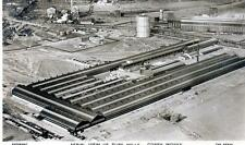 More details for corby steel works tube mills aerial view advertising unused rp old pc