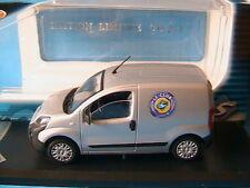 PEUGEOT BIPPER TOLE 2008 GRIS LE CLUB SOLIDO CS017 1/43 DIE CAST METAL MODEL