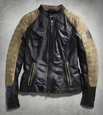 Harley-Davidson Women's Endeavor Leather Jacket  97088-16VW Large 12-14