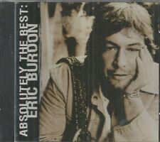 ERIC BURDON - Absolutely The Best - CD - BRAND NEW