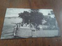 Cartolina 1928 Siracusa - Discesa Fonte Aretusa - Animata