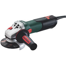 Metabo W9-115 Quick 900w Angle Grinder 240v Limited Edition