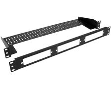 Rack Mount Lgx Fiber Patch Panel Housing w/ Rear Cable Support, 1U - Fb36-1055R3