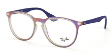 Ray Ban RB 7046 5486 Womens Eyeglasses Optical Frames Rubberized Purple 51mm