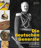 Die deutschen Generale (Ulrich Herr/Jens Nguyen)