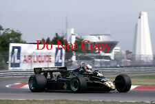 Nigel Mansell JPS Lotus 95T Canadian Grand Prix 1984 Photograph