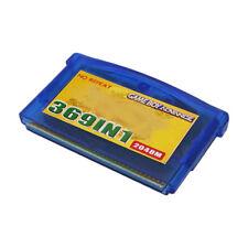 369 in 1 Game Boy Advance Cartridge Storage Many Classical Games GBA Game