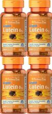 4  Lutein and zeaxanthin 6 mgr., 200 capsules, Vision health